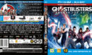 Ghostbusters 3D (2016) R2 Blu-Ray Nordic Cover