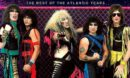 Twisted Sister - The Best of The Atlantic Years (2016) CD Cover