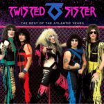 Twisted Sister – The Best of The Atlantic Years (2016) CD Cover