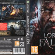 Lords of The Fallen (2014) XBOX ONE French Cover & Label