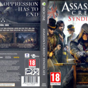 Assassin's Creed Syndicate (2015) XBOX ONE USA Cover & Label