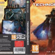 The Technomancer (2016) XBOX ONE French Cover & Label