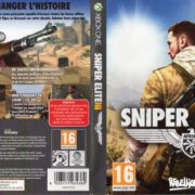 Sniper Elite 3 (2014) XBOX ONE French Cover & Label
