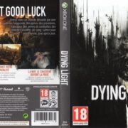 Dying Light (2015) XBOX ONE French Cover & Label