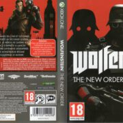 Wolfenstein The New Order (2014) XBOX ONE French Cover & Label