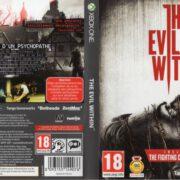 The Evil Within (2014) XBOX ONE French Cover & Label