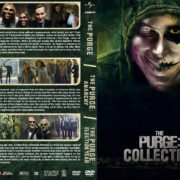 The Purge Collection (2013-2016) R1 Custom Cover
