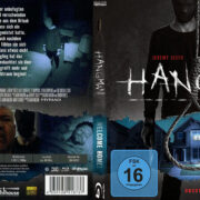 Hangman (2015) R2 German Custom Blu-Ray Cover & Label