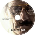 The Infiltrator (2016) R0 CUSTOM Label