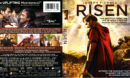 Risen (2016) R1 Blu-Ray Cover & Label
