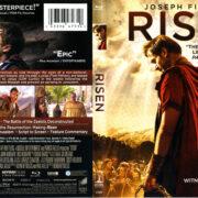 Risen (2016) R1 Blu-Ray Cover & Label