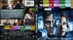 Money Monster (2016) R1 Blu-Ray Cover & label