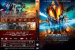 Legends of Tomorrow Staffel 1 (2016) R2 German Custom Cover & labels