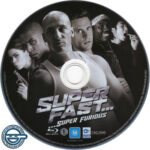 Superfast (2015) R4 Blu-Ray Label