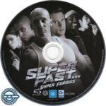 Superfast (2015) R4 Blu-Ray Label