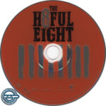 The Hateful Eight (2015) R4 Blu-Ray Label