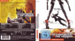 Transporter – The Mission (2005) R2 German Blu-Ray Cover & Label