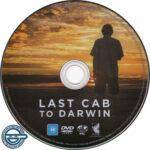 Last Cab To Darwin (2015) R4 DVD Label