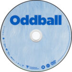 Oddball (2015) R4 DVD Label