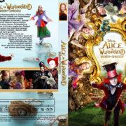 Alice im Wunderland – Hinter den Spiegeln (2016) R2 German Custom Cover