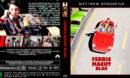 Ferris macht blau (1986) R2 German Custom Blu-Ray Cover