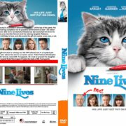 Nine Lives (2016) R0 CUSTOM Cover & Label