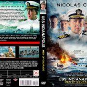 USS Indianapolis Men of Courage (2016) R0 CUSTOM Cover & label