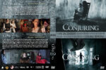 The Conjuring Double Feature (2013-2016) R1 Custom Cover