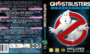 Ghostbusters - Collection - 1-3 (2016) R2 Blu-Ray Nordic Cover