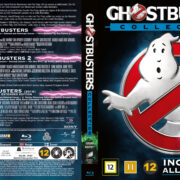 Ghostbusters – Collection – 1-3 (2016) R2 Blu-Ray Nordic Cover