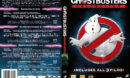 Ghostbusters - Collection - 1-3 (2016) R2 DVD Nordic Cover