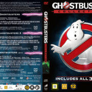 Ghostbusters – Collection – 1-3 (2016) R2 DVD Nordic Cover