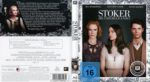 Stoker (2013) R2 German Blu-Ray Cover