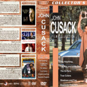 John Cusack Film Collection - Set 3 (1989-1992) R1 Custom Covers