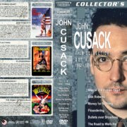 John Cusack Film Collection – Set 4 (1992-1994) R1 Custom Covers