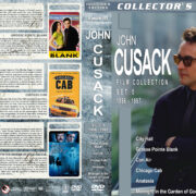 John Cusack Film Collection - Set 5 (1996-1997) R1 Custom Covers