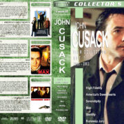 John Cusack Film Collection - Set 7 (2000-2003) R1 Custom Covers