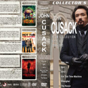 John Cusack Film Collection – Set 9 (2008-2012) R1 Custom Covers