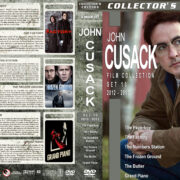 John Cusack Film Collection – Set 10 (2012-2013) R1 Custom Covers