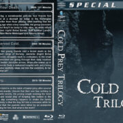 Cold Prey Trilogy (2006-2010) R1 Custom Blu-Ray Cover