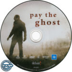 Pay The Ghost (2015) R4 DVD Label