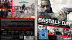 Bastille Day (2016) R2 German Custom Blu-Ray Cover & label