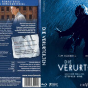 Die Verurteilten (1995) R2 German Custom Blu-Ray Cover & labels