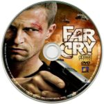 Far Cry (2009) R1 DVD label