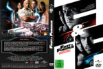 Fast & Furious – Neues Modell. Originalteile (2009) R2 German Custom Cover & label