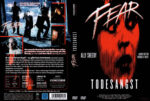 Fear – Todesangst (1990) R2 German Cover & label