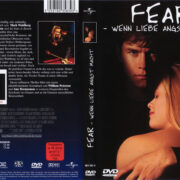 Fear – Wenn Liebe Angst macht (1996) R2 German Cover & label