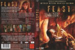 Feast (2006) R2 German Cover & label