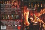 Feast (2006) R2 German Cover & label