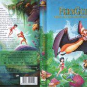 Ferngully – Christa und Zaks Abenteuer im Regenwald (1992) R2 German Cover & label